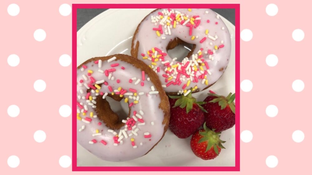 strawberry donuts website
